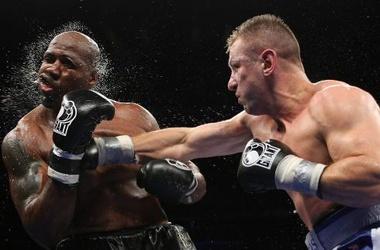 Нокдаун в боксе