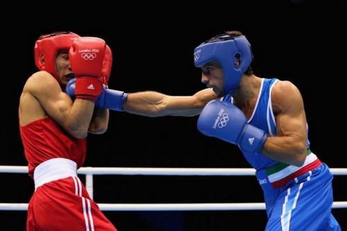 Любительский бокс