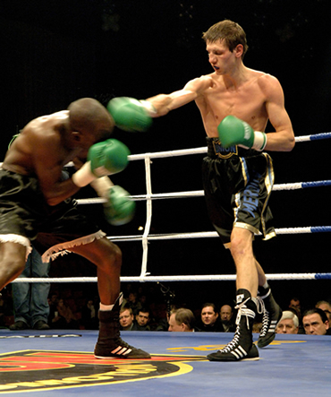 Боковые судьи в боксе