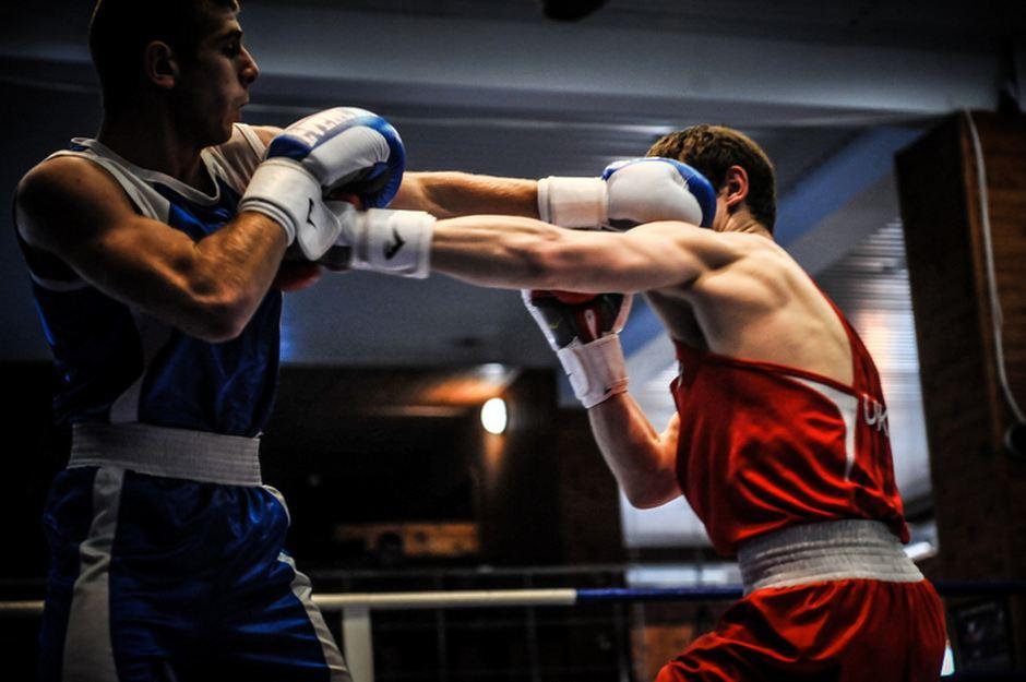 Полупрофессиональный бокс