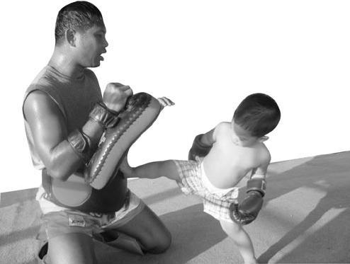 Бокс для детей – минимальный порог