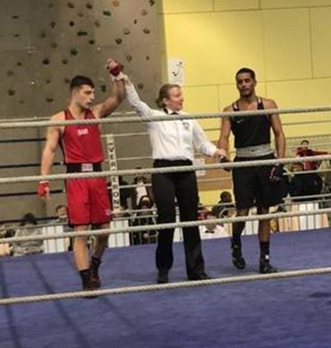 В Провансе состоялись боксерские поединки «любительской элиты»