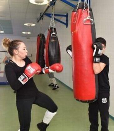 Новая боксерская надежда Франции